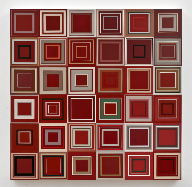 , 'Square No. 505,' 2012, Timothy Yarger Fine Art