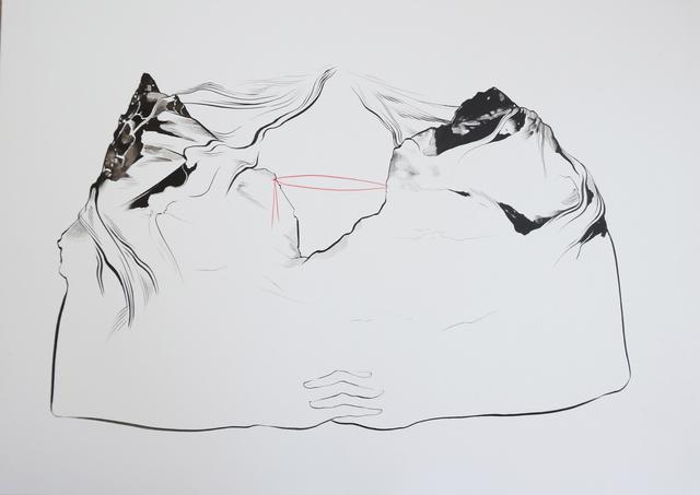 , 'S/T,' 2016, 80M2 Livia Benavides