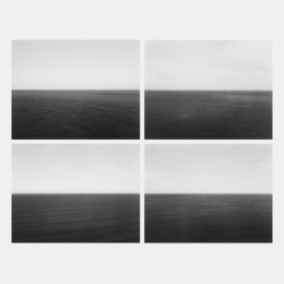 Hiroshi Sugimoto, 'four works from the Time Exposed portfolio,' 1989-1990, Wright: Prints + Multiples (January 2017)