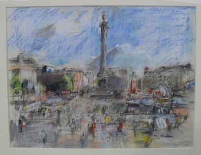, 'Trafalgar Square,' 2004, Tanya Baxter Contemporary