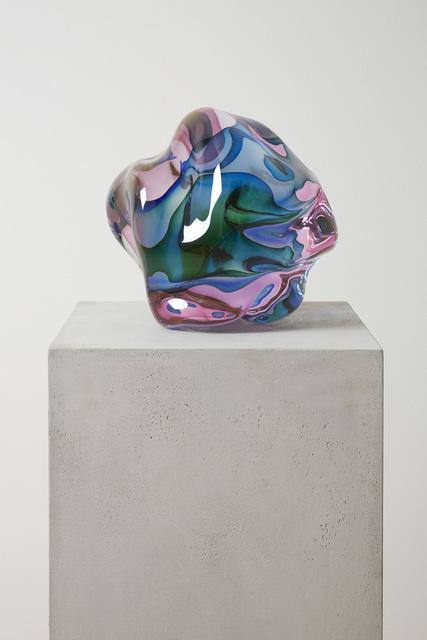 , 'Fluid Rock 25,' 2016, Tristan Hoare