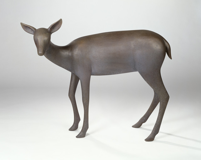 , 'Deer 6 5/6,' , Gail Severn Gallery