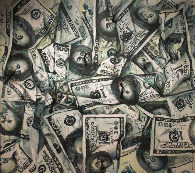 , 'Lo Dolare,' 2016, Hache Gallery
