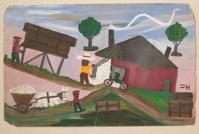 , 'Cotton Gin,' ca. 1960, David Lusk Gallery