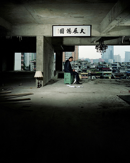, 'Lanwei 05 / Big Business / Guangzhou,' 2012, Blindspot Gallery