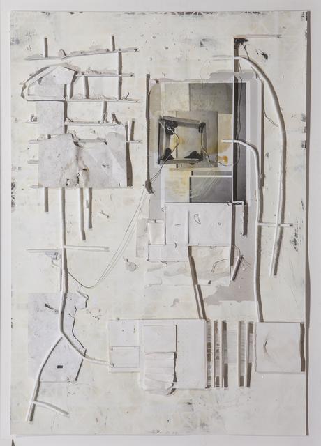 , 'Grundriss VI (Groundplan VI),' 2015, Galerie Herold