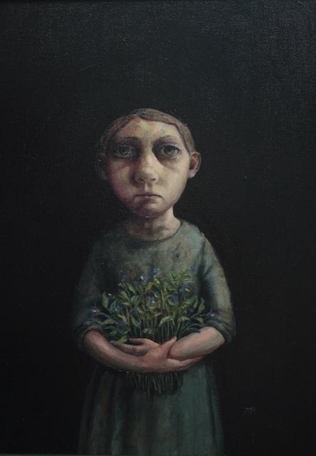 , 'Belladonna Bouquet,' 2017, bo.lee gallery