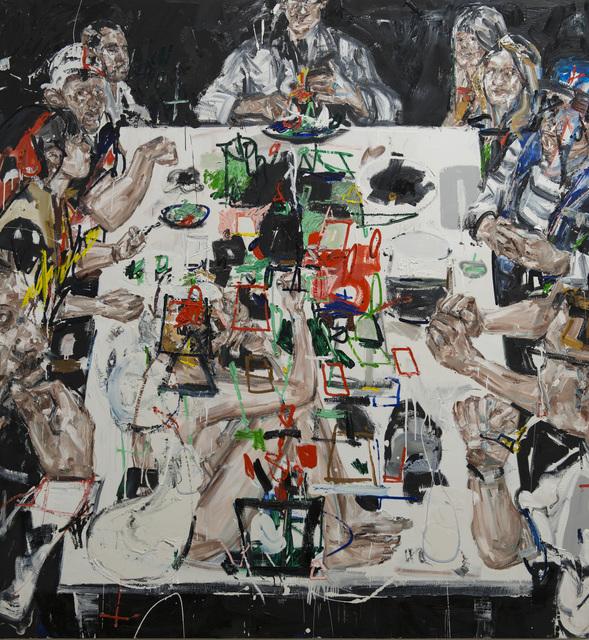 , 'Stray Bullets,' 2016, V1 Gallery