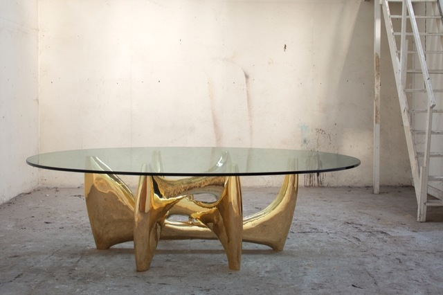 , 'Van Zuylen Large Table,' , Galerie Yves Gastou