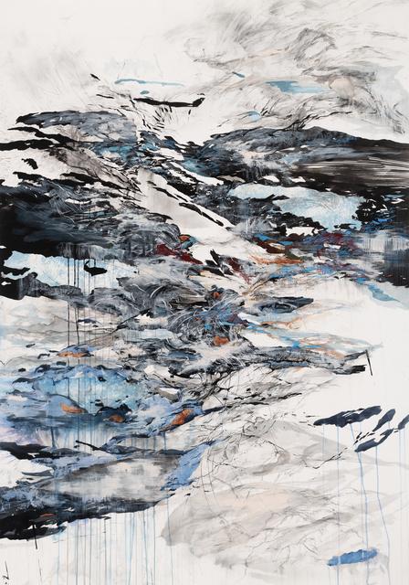 """, 'Cleaving 4 ( 61°33'30.30""""N 142°54'16.64""""W),' 2019, Gallery Neptune & Brown"""