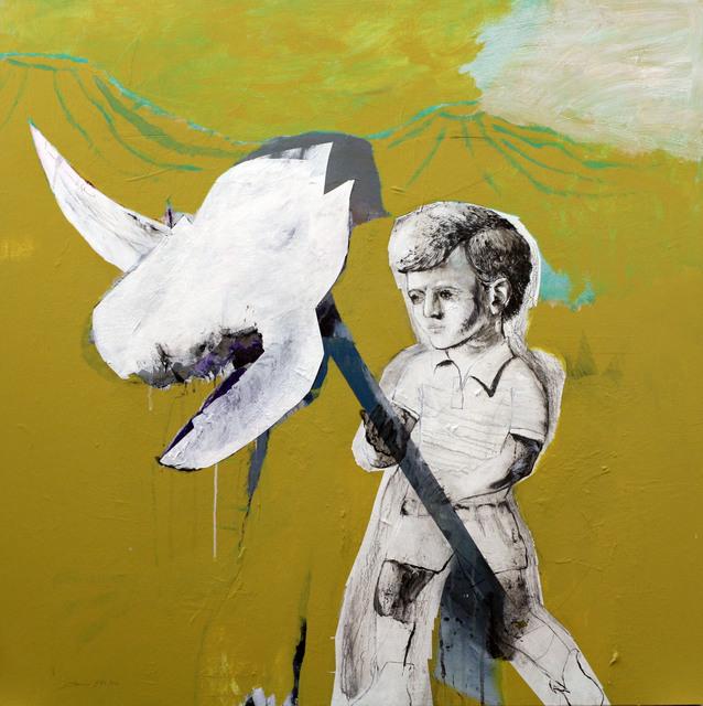 , 'Juegos de Infancia,' 2016, Lyle O. Reitzel