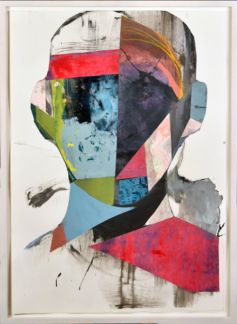 , ' o.T. (Collage) ,' 2018, Galerie Barbara von Stechow
