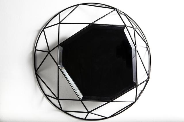 , 'Round Maryline Mirror,' 2014, Cristina Grajales Gallery