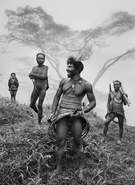 , 'Yali Tribal Group, West Papua, Indonesia,' 2010, Huxley-Parlour
