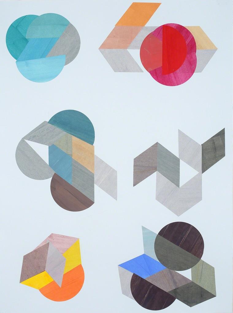 'Six Shapes', 2018