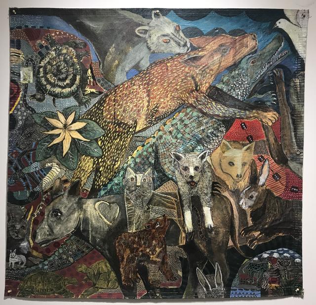 , 'The Dove,' 2017, Patricia Rovzar Gallery