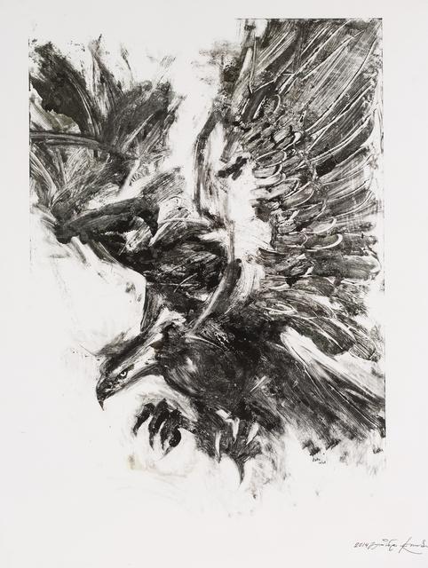 Guranda Klibadze, 'Eagle', 2014, Baia Gallery