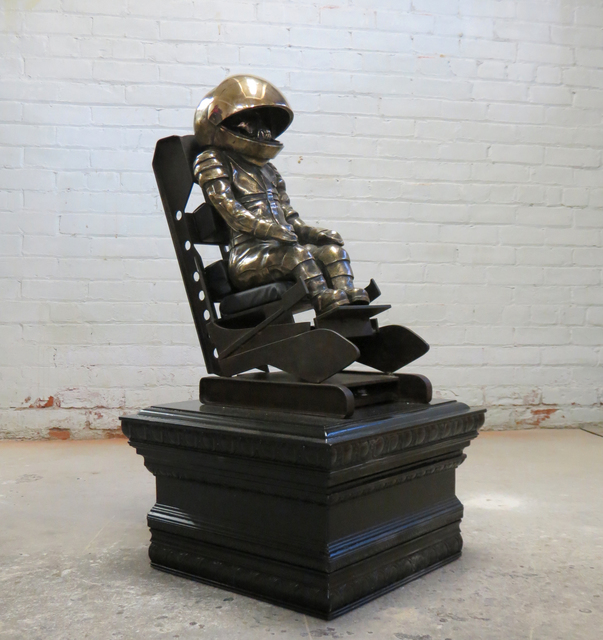 , 'Monument to the  First American in Space,' 2014, Art Mûr
