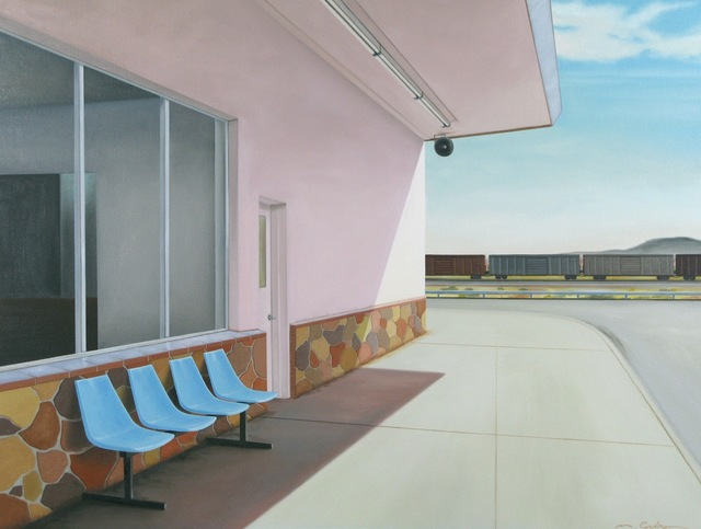 Matt Condron, 'Southwest Station', 2012, George Billis Gallery