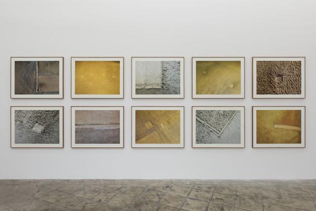 , 'Secrets: Footprints I ,' 2016, Galerie Nordenhake