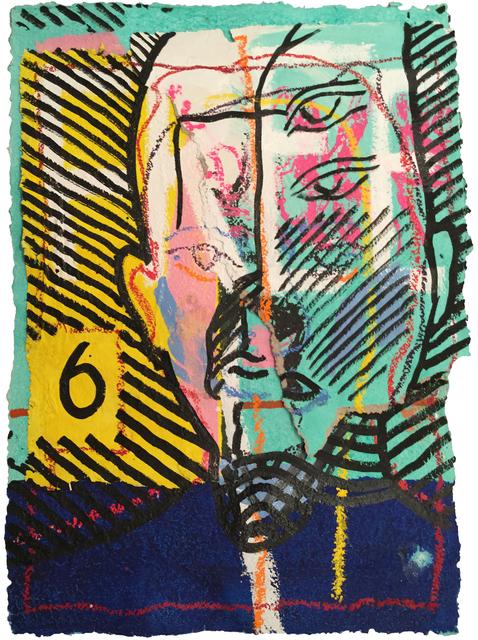 , 'Free No.6,' 2015, Tiwani Contemporary