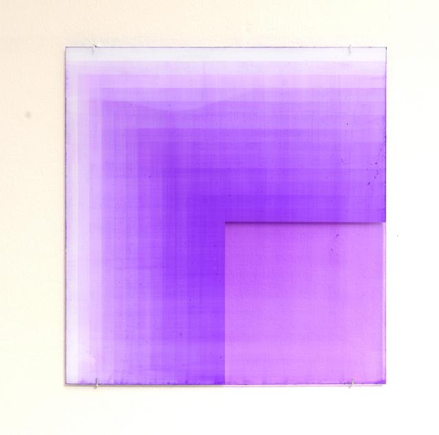 , '38调 -rv 紫罗兰 38 purple shades,' 2018, Tong Gallery+Projects