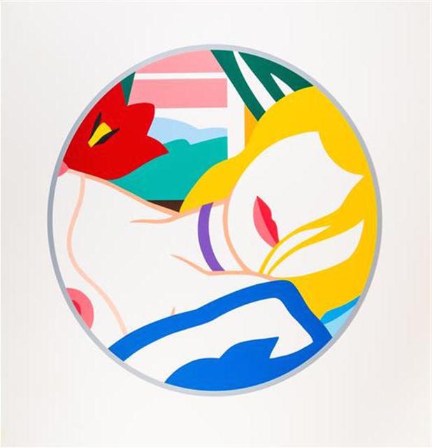 Tom Wesselmann, 'Blonde Vivienne', 1988-1989, New River Fine Art
