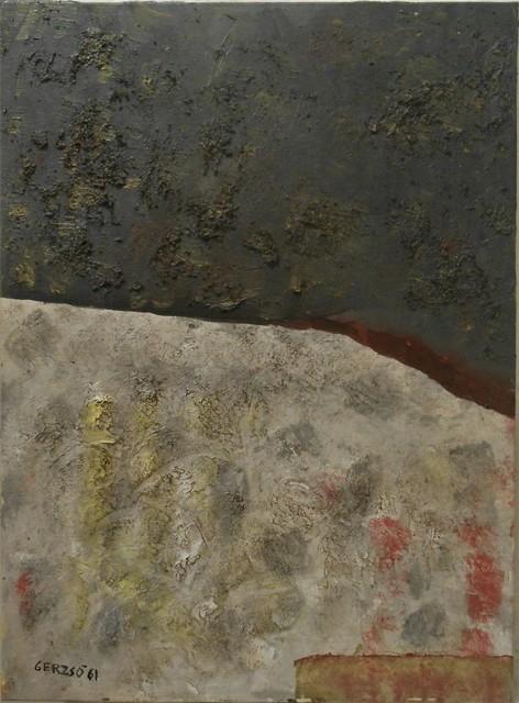 Gunther Gerzso, 'Elevsis II', 1961, Stern Fine Art
