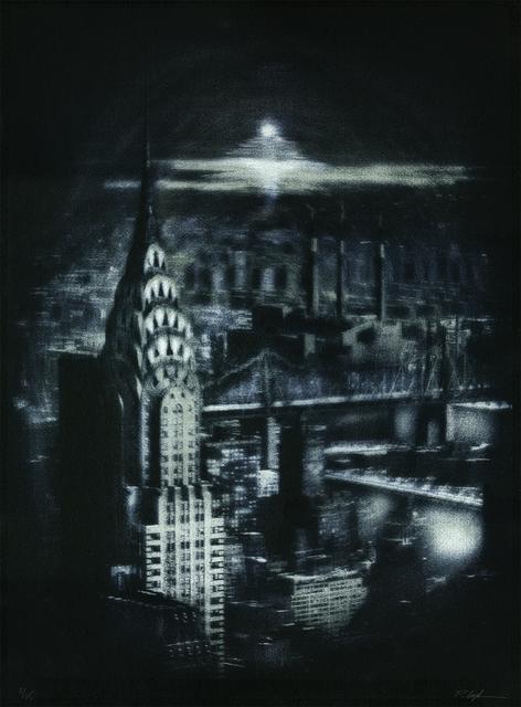 , 'Entering Metropolis,' 1979, Gallery 270