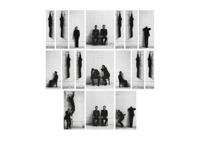, 'Hängen im Karton,' 1980-1981, Galerie Elisabeth & Klaus Thoman