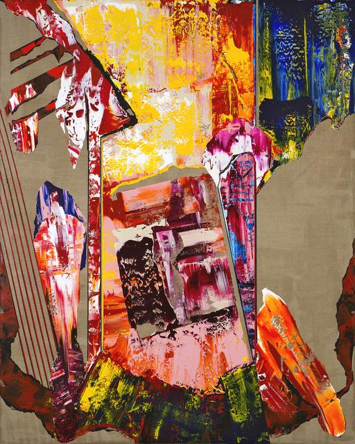 , 'Sentinel Wolf,' 2012, UNIX Gallery