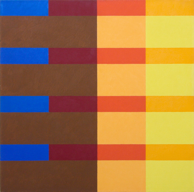 , '4x4 (172),' 1969, David Richard Gallery