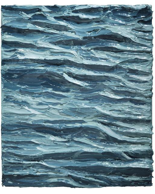 Guo Hongwei 郭鸿蔚, 'A Page of Ocean', 2011, Leo Xu Projects