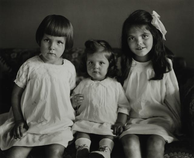 , 'Aristocratic Children, c. 1920,' , Galerie Julian Sander
