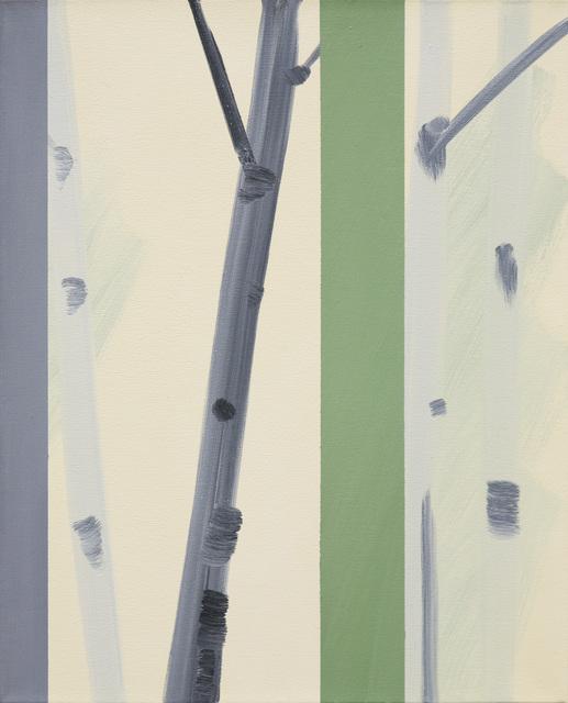 , 'Aspen Green Stripe,' 2006, David Richard Gallery