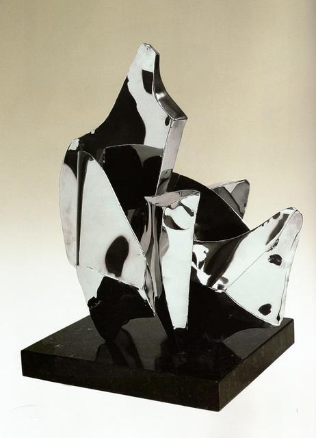 , 'Refuge,' 1972, Galeria Sur