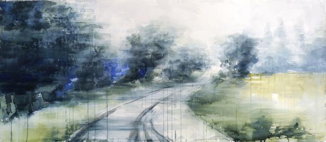 , 'Hazy Path,' 2016, Villa del Arte Galleries
