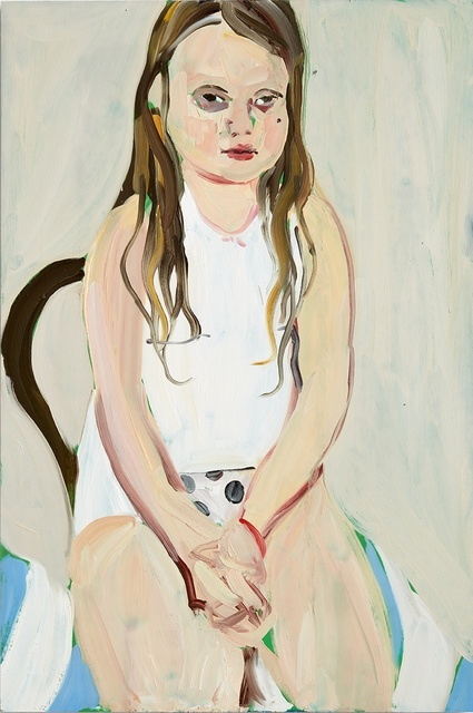 , 'Bella in a Vest ,' 2016, Victoria Miro