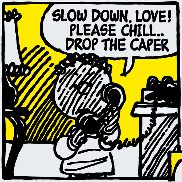 , 'Slow Down Love,' 2016, Spoke Art