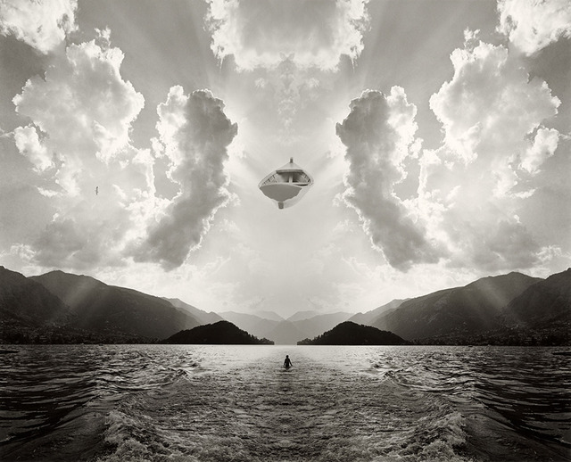 Jerry Uelsmann, 'Voyager', 2008, Pictura Gallery