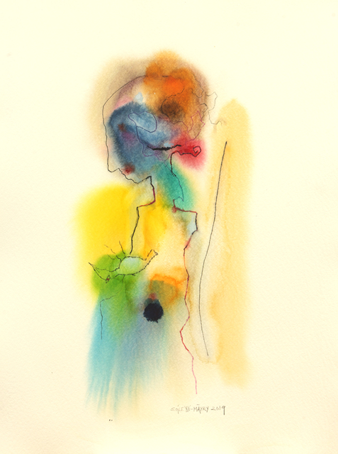 , '09_DIGIDREAM,' 2019, Walter Wickiser Gallery