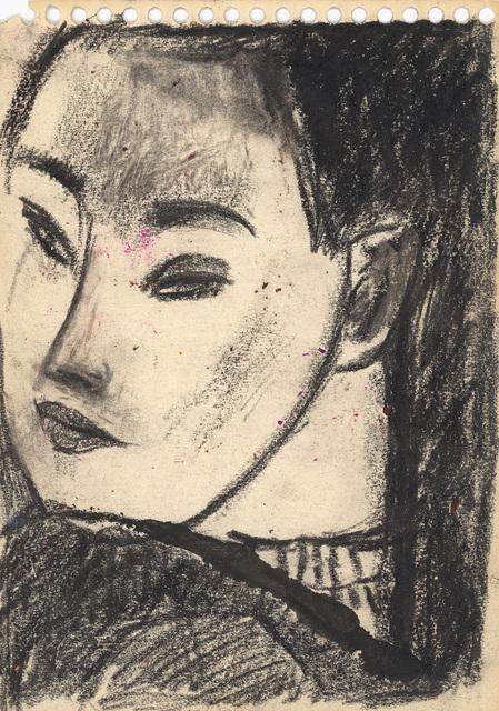, 'Early Study of Elena,' , Alexandre Gallery