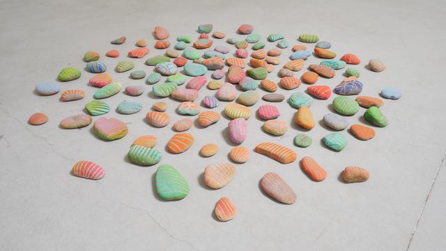 , 'Rockpiles,' 2016, Anglim Gilbert Gallery