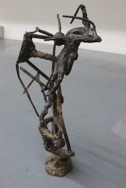, 'Mammalian / Reptilian - iv,' 1984, Robert Kananaj Gallery