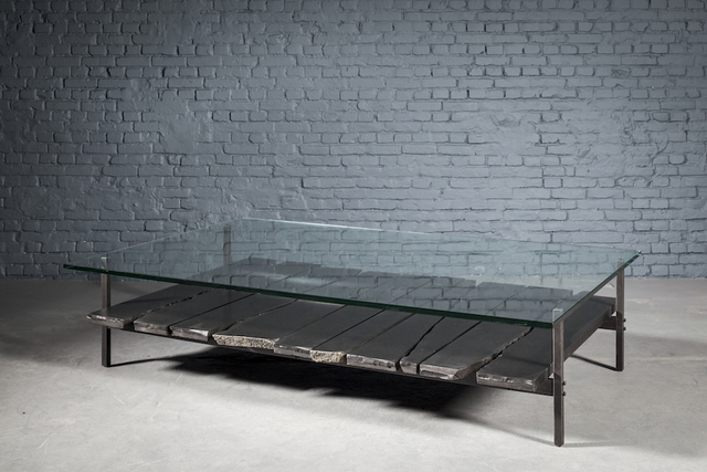 , 'Low table ,' 2016, Galerie Yves Gastou