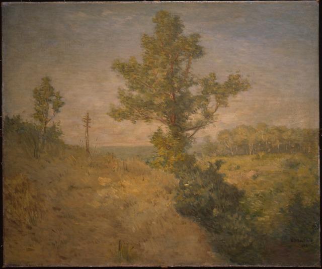 , 'A Glimpse of the Sound,' 1902, Montclair Art Museum