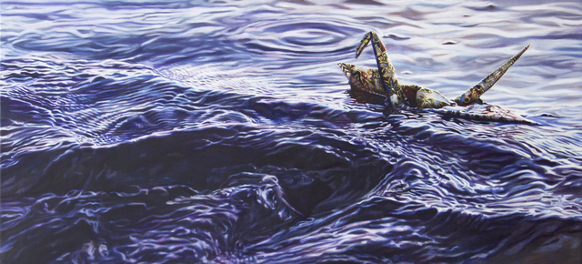 , 'Crane #42 (San Francisco, CA),' 2018, Louis K. Meisel Gallery