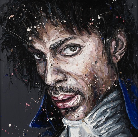 , 'Purple Rain (Prince),' 2015, Imitate Modern