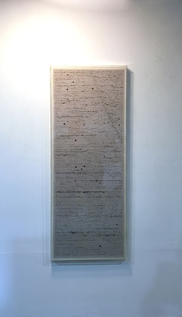 , 'Writing,' 2007, Galerie Pici