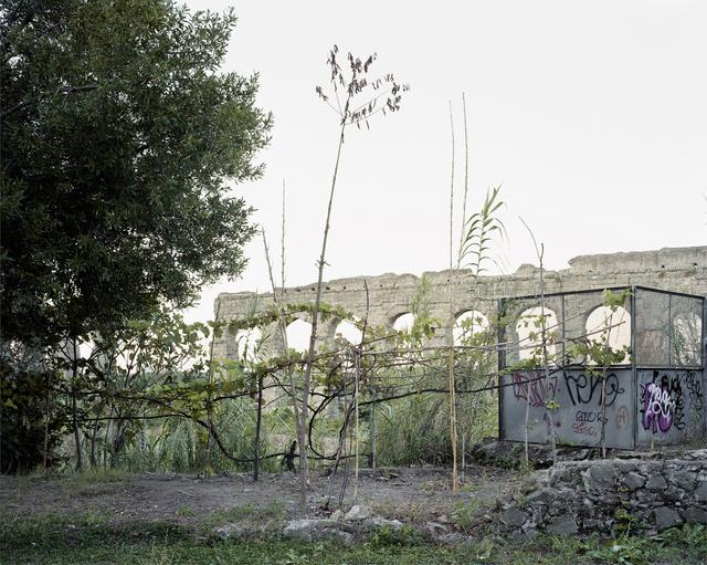 , 'Aqua Claudia (Parco degli Acquedotti),' 2014, Galerie Jordanow
